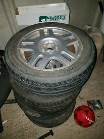 Mkr4 gti wheels