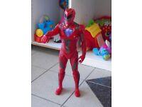 Power Ranger figure