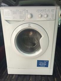 Indesit washing machine 7kg 1400rpm 3 months warranty FREE LOCAL DELIVERY AND FITTING