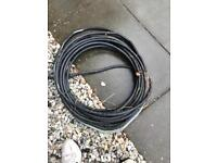 Armoured cable very heavy duty