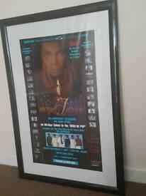 Michel Jackson frame