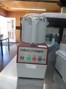 Brand New R2 Robot Coupe