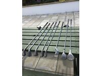 Ladies/youth set of golf clubs
