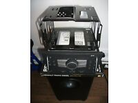 vauxhall combo 2010 cd player with cage