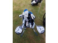 Golf clubs 2 sets for sale ideal for someone starting out