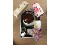 GIGI WAX WARMER KIT