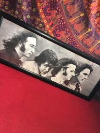 Two frames Beatles pictures