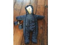 Jacadi Paris Snow Suit