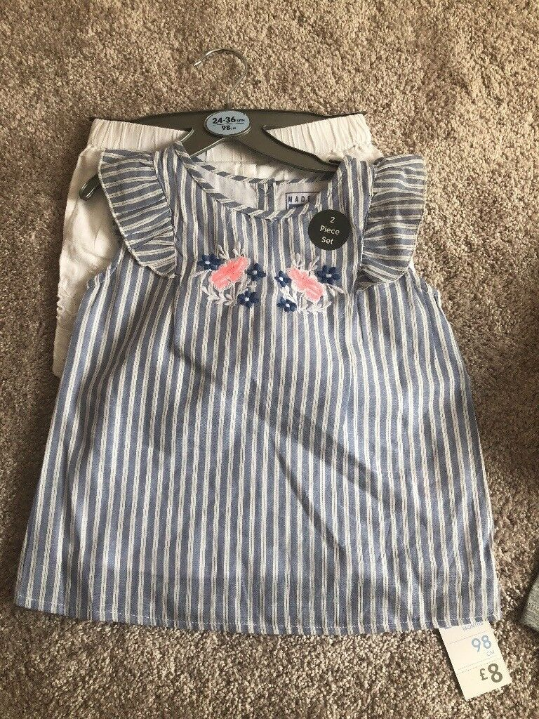 Baby & Toddler Clothing Baby Girls Outfits 3-6 Months Clothing, Shoes & Accessories