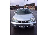 NISSAN X TRAIL FOR SALE