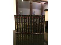 Boxset of colin dexter books in good condition