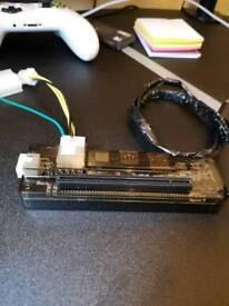 Egpu nvme gtx 1060 external graphic card adapter