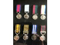 Medals wanted