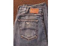 Armani jeans waist size 30