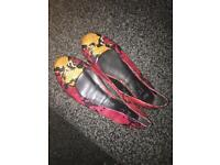 Ladies flat shoes size 5
