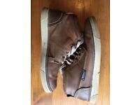 Mustang Men's light brown boots size EU46