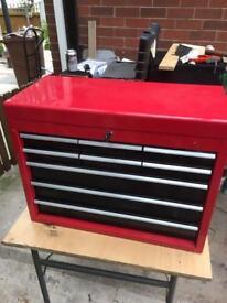 Halfords 9 Drawer tool box (2)