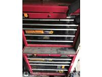 Tool box and accessories