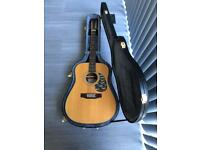 Sigma 12string acoustic Guitar