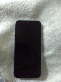 I have a space grey iPhone 5s ex condition no scratches or marks
