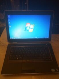 Dell Latitude E6420 - Intel i7-2620M, 8GB RAM, 500GB hdd webcam hdmii dvd-rw, Windows 7