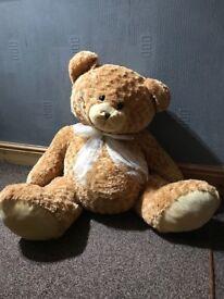 Huge teddy!!! 65cms x 70cms