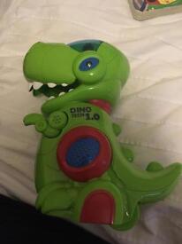 Dino tech dinosaur toy John Lewis