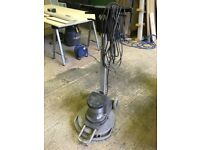 "Numatic Floor polisher machine 16"" 1500"