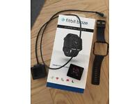 Fitbit Blaze Gun metal series