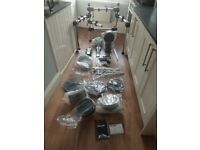 Brand New Unused Electronic Mesh Drum Kit