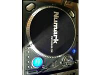 Numark ttx usb turntable