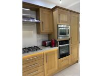 Off Display Complete Kitchen, with Quartz work top and Appliances