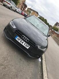 Audi A4 S line - Black edition