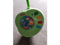 Fisher Price Rainforest leaves mobile