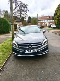 Mercedes-Benz A Class A200 CDI AMG PREMIUM + NIGHT EDITION + AMG BLACK ALLOYS 2.2 5dr - Highest Spec