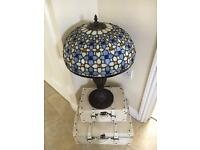 Tiffany designer lamp