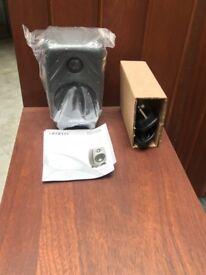 Genelec 8010A Bi-Amplified Monitor Speaker - Dark Grey