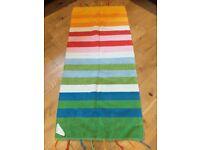 Ikea Barnslig Rand striped rug - ideal for kids room