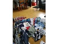 boy 3-6months clothes bundle