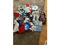 9-12 month old baby boy bundle