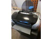 Epson Stylus C86 Colour Printer