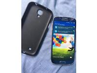 Samsung S4 Excellent Condition With Original Charger and Memory Card