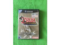 Zelda the wind waker SPECIAL EDITION (NINTENDO GAME CUBE)