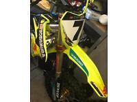 2013 RMZ 450 Suzuki, motocross crf kxf etc swaps part ex
