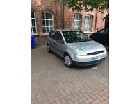 Ford Fiesta 1.2 5 Door** 12 MONTHS MOT**