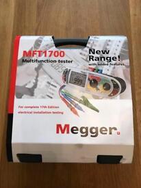 Megger MFT1721 Multifunction Tester