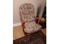 Swing Rocking chair