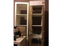 Ikea expedit- 5 cube tall storage / shelving