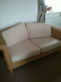 Conservatory sofa and chair