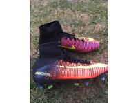 Nike superfly size 8